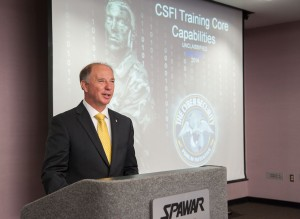 Robert A. Morris Colonel (Retired), USAF CSFI Advisory Director  (CSFI Training Core Capabilities)