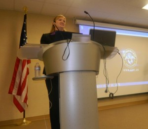 Moderator: Christine de Souza, Information Assurance Engineer at Lunarline, Inc.
