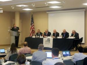 CSFI Panel at CRI