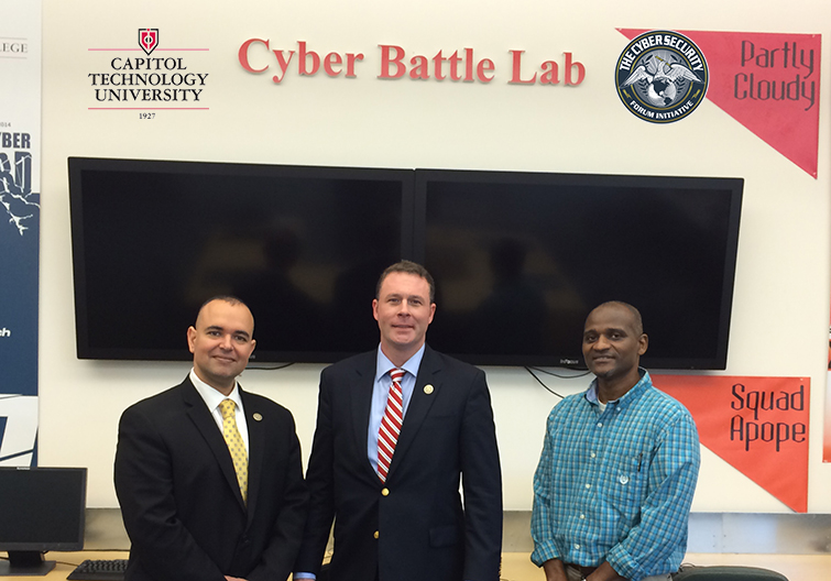 Capitol Technology University Partners With The Cyber
