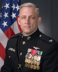 "COLONEL MARSHALL ""HOOKER"" DENNEY III, USMC (RETIRED), CSFI Advisory  Director"