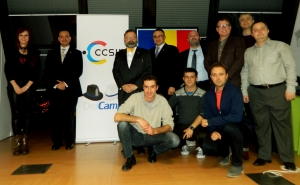 Introduction to Cyber Warfare and Operations Design, Romania 2014
