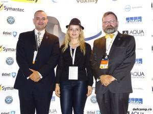 Paul de Souza, Florina DUMITRACHE, and Roger Kuhn