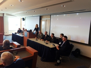 ATC Panel Moderator: Ms. Connie Peterson Uthoff Assistant Program Dir. Cyber Academy, GW University