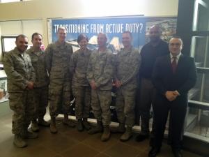 Joint Base Elmendorf-Richardson takes ICWOD CSFI Training (Alaska, USA)