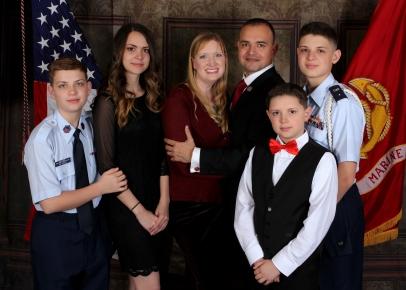 Paul de Souza and Family 2015