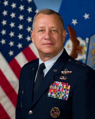 Maj. Gen. Lawrence L. Wells (ret.), USAF Former Commander, 9th Air Force Senior Director, Cyberspace Innovation, Stellar Solutions, Inc.  CSFI Advisory Director