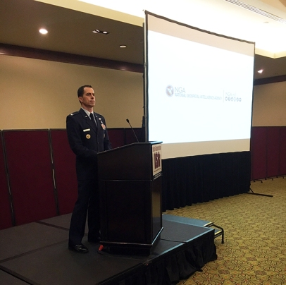 COLONEL MARC DIPAOLO, Acting Deputy Director, Mission Outcomes, IT Services Directorate's National System for GEOINT, National Geospatial Intelligence Agency