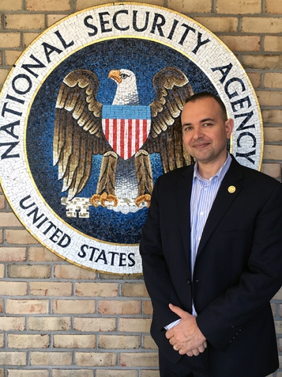 Visit the National Cryptologic Museum @NSAGov honor those who serve in silence #NSA #Paul de Souza #CSFI