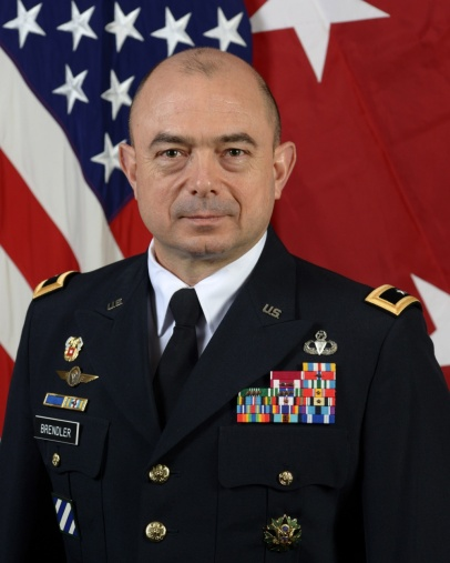 Former Chief of Staff, US Cyber Command Maj. Gen. Joseph A. Brendler, CSFI Advisory Director