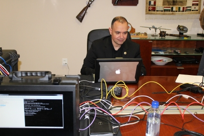 Paul de Souza, CSFI Founder President