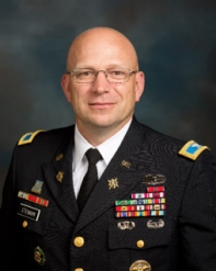 US Army Colonel (Ret) Chris Stenman, Former USCYBERCOM Director for Congressional Affairs, CSFI Advisory Director.
