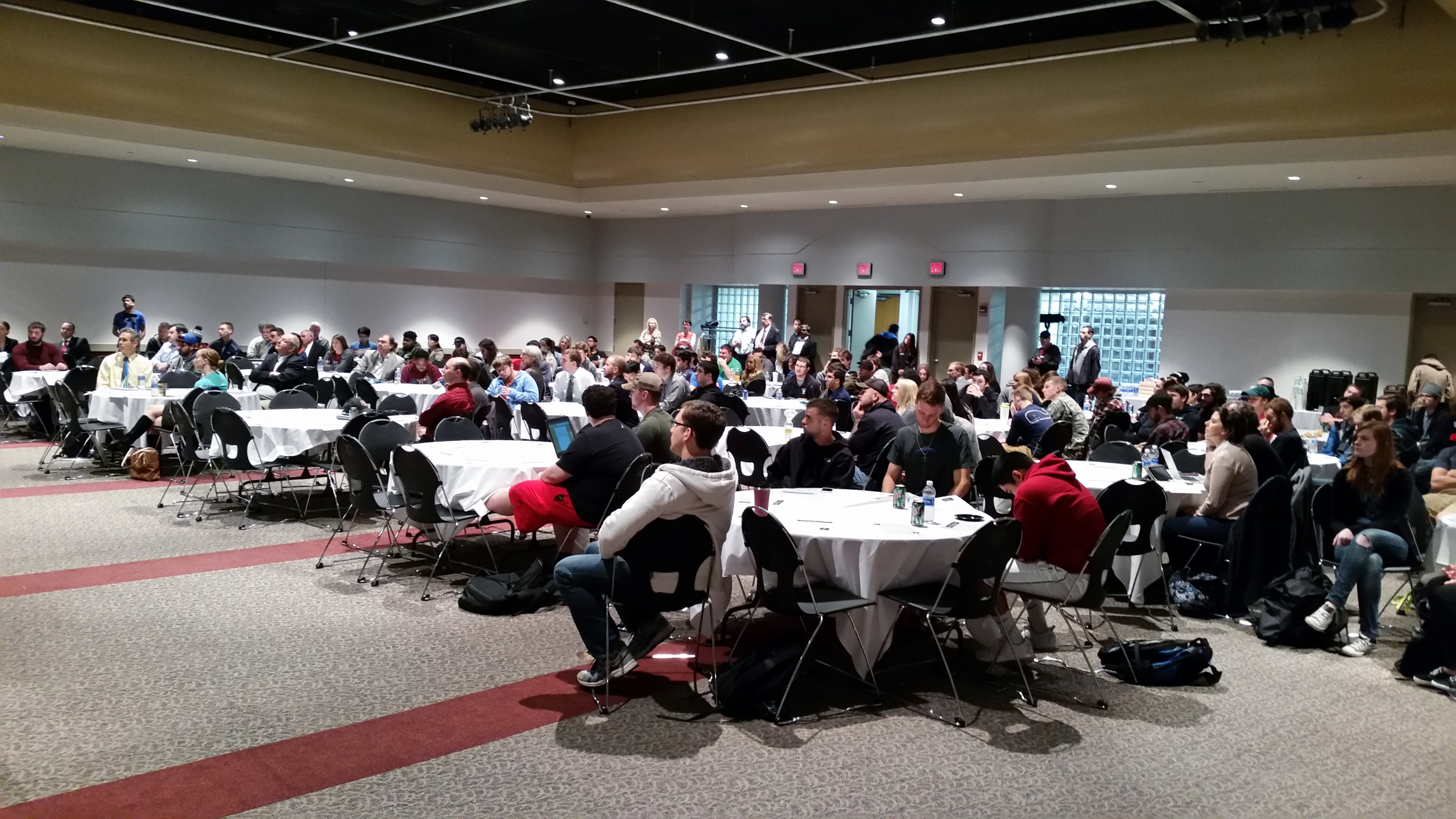 Cyber Security Ia Day At Indiana University Of