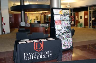 Thank you Davenport University!