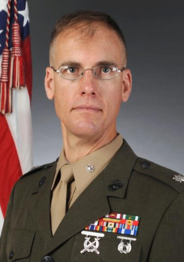 LtCol Pete Schiefelbein, USMC DoD Liaison to Cyber Security Forum Initiative