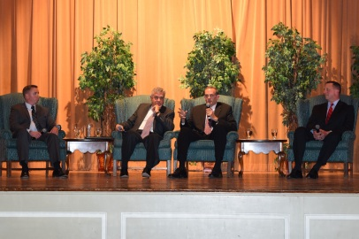 Valley Forge Military College_cyber security panelists
