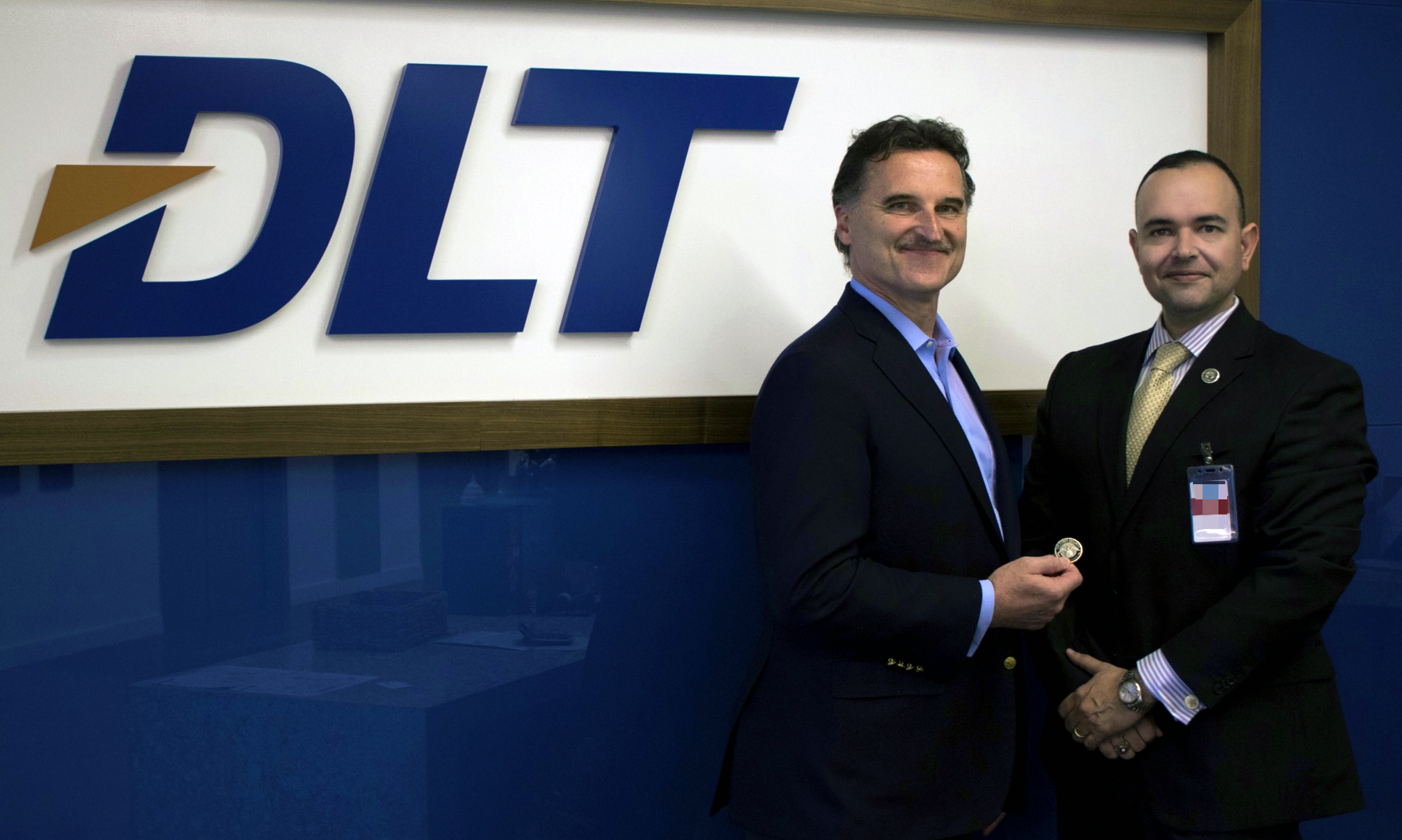 Dlt Solutions Is Presented With A Cyber Security Forum