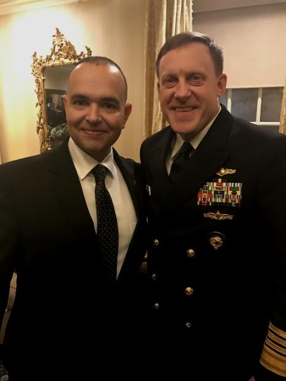 Paul de Souza CSFI Admiral Rogers USCYBERCOM NSA