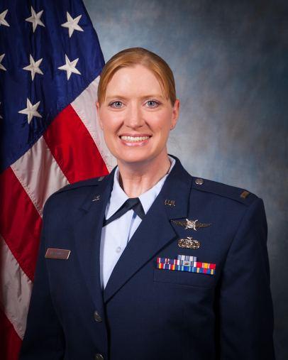 Christine_de_Souza_USAF