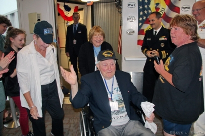 Honor Flight 2017_Reagan_Ohio
