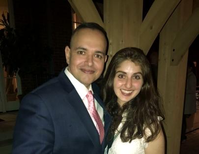Paul de Souza and Daria Etezadi Communications Officer_CSFI