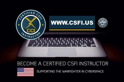 CSFI_Certified_Instructor_banner