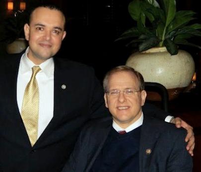 Paul de Souza_CSFI_Congressman Jim Langevin (D-RI)