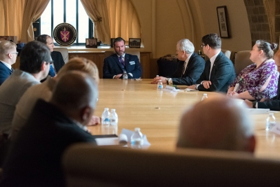 US-Czech Cyber Information Sharing Roundtable Discussion
