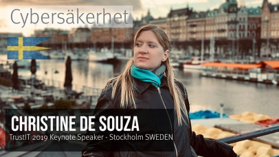 Christine de Souza_SOSi_Sweden_TrustIT_2019_CSFI