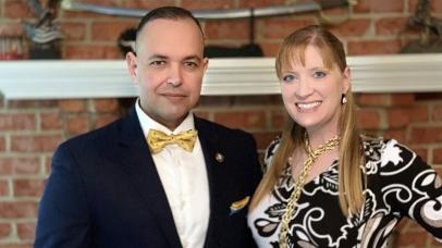 Paul and Christine de Souza_SPY_Gala